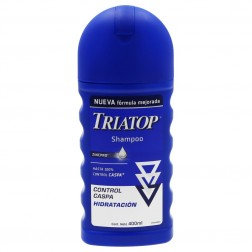 Triatop Shampoo Control Caspa Hidratacion (400 ml)