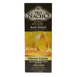 Tio Nacho Shampoo Anti-Edad Menos Canas (415 ml)