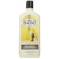 Tio Nacho Jalea Real y Leche de Cacao Crema Corporal (415 ml)