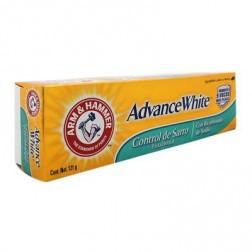 Arm & Hammer Crema Dental Advance White Anti-Sarro, 121 g
