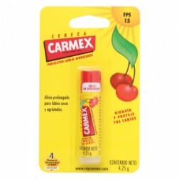 Carmex Protector Labial Sabor Cereza, 4.25 g