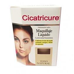 Cicatricure Maquillaje Liquido Tono Natural (30 ml)