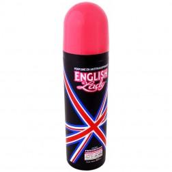 English Lady Desodorante con Feromonas Roll-On Cereza Extravagante, 200 ml