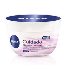Nivea 24433 Crema Facial Aclarado Natural, 200 ml