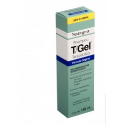 Neutrogena T-Gel Shampoo Terapeutico (130 ml)