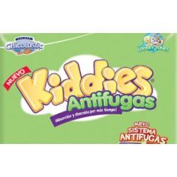 Kiddies 15993 Antifugas Pañal Talla 4 Unisex, Paquete con 12 Piezas