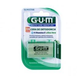 Gum Cera de Ortodoncia +Vitamina E + Aloe Vera