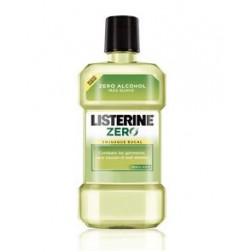 Listerine Zero Enjuague Bucal Menta Verde (500 ml)