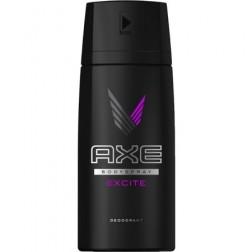 Axe Excite Desodorante Body Spray, 150 ml