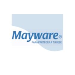 Mayware 21588 Biberón Decorado, 8oz, 1 Pieza
