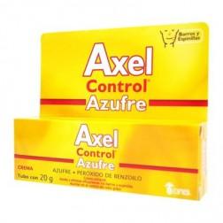 Axel Crema, 20 g, Color Amarillo