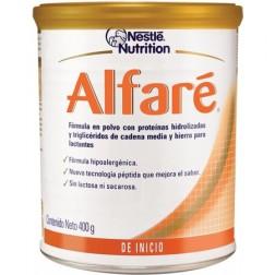 Alfare formula para lactantes en polvo 0-12 meses (400 g)